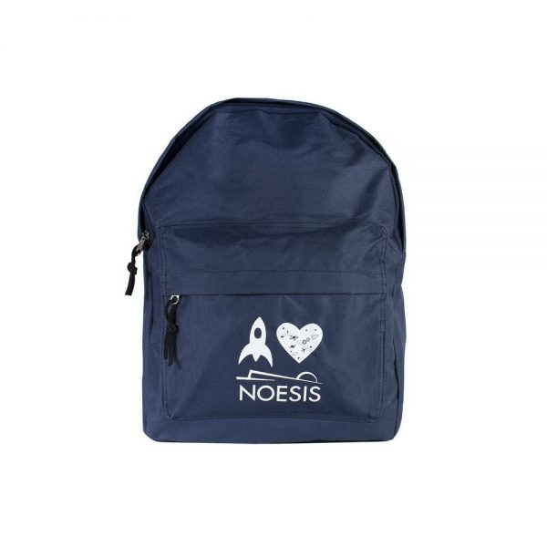 Backpack Noesis πύραυλος μπλε