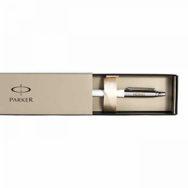 Στυλό Parker Λευκό