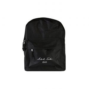 Backpack υπογραφή Tesla μαύρο