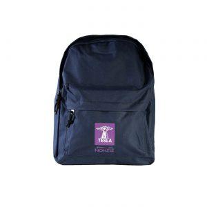 Backpack πηνίο Tesla μπλε