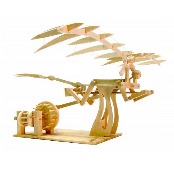 Leonardo-Ornithopter