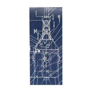 Σελιδοδείκτης Saturn V Rocket