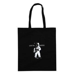 Πάνινη τσάντα Noesis αστροναύτης