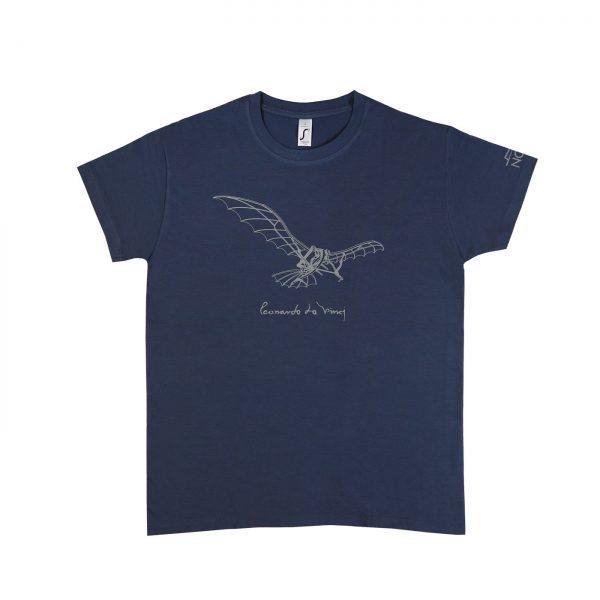 Leonardo T-Shirt Blue