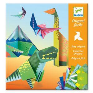 origami δεινόσαυροι