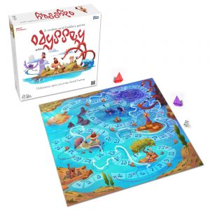 Odyssey My Greek Games