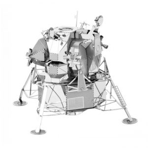 Apollo Lunar Module Metal Earth