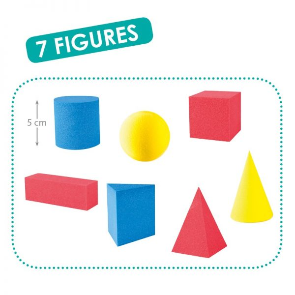 Discover geometric shapes Akros